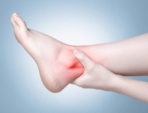How Chiropractic Helps Resolve Ankle Pain