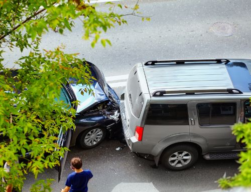 How Low Speed Rear-end Accidents Can Cause Whiplash